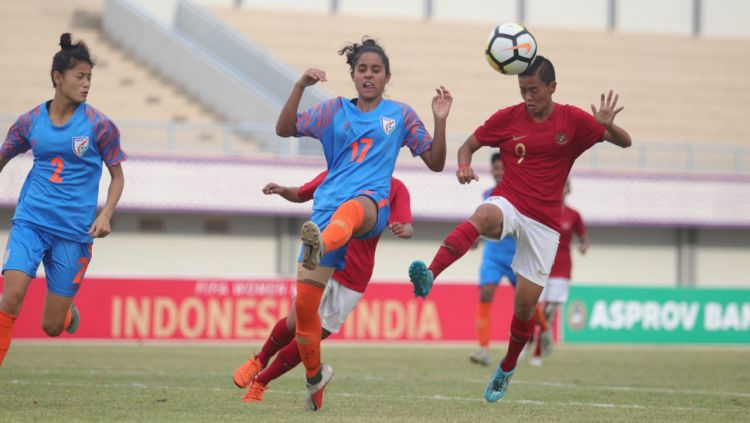 Our girls wreck Indonesia by 3-0 in first friendly