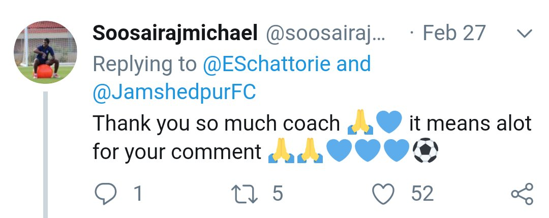If you are a Soosairaj fan, you will pray that Eelco Schattorie becomes India's coach. screenshot 20190305 02012925639031986479977662.