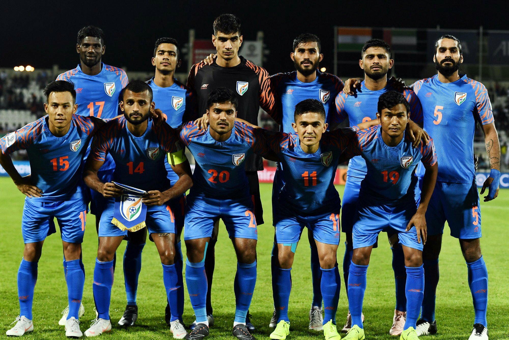India to face Tajikistan, North Korea and Syria in the Intercontinental Cup!! indian football team afc asian cup 1569364327