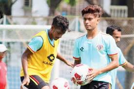 Abhijit Sarkar joins East Bengal on a one year loan deal from Chennaiyin FC download 1 1