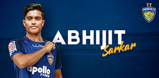 Abhijit Sarkar joins East Bengal on a one year loan deal from Chennaiyin FC download 2