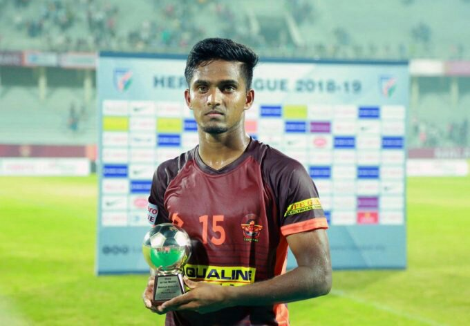 Kerala Blasters announce the signing of Arjun Jayraj dqhx2pyvyayj9d8