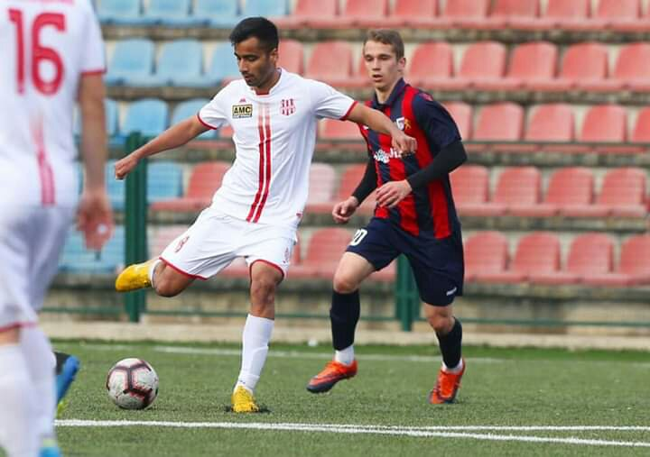 All you need to know about Swapnil Raj Dhaka who is playing in Serbian 2nd division league fb img 15638767917792024258021