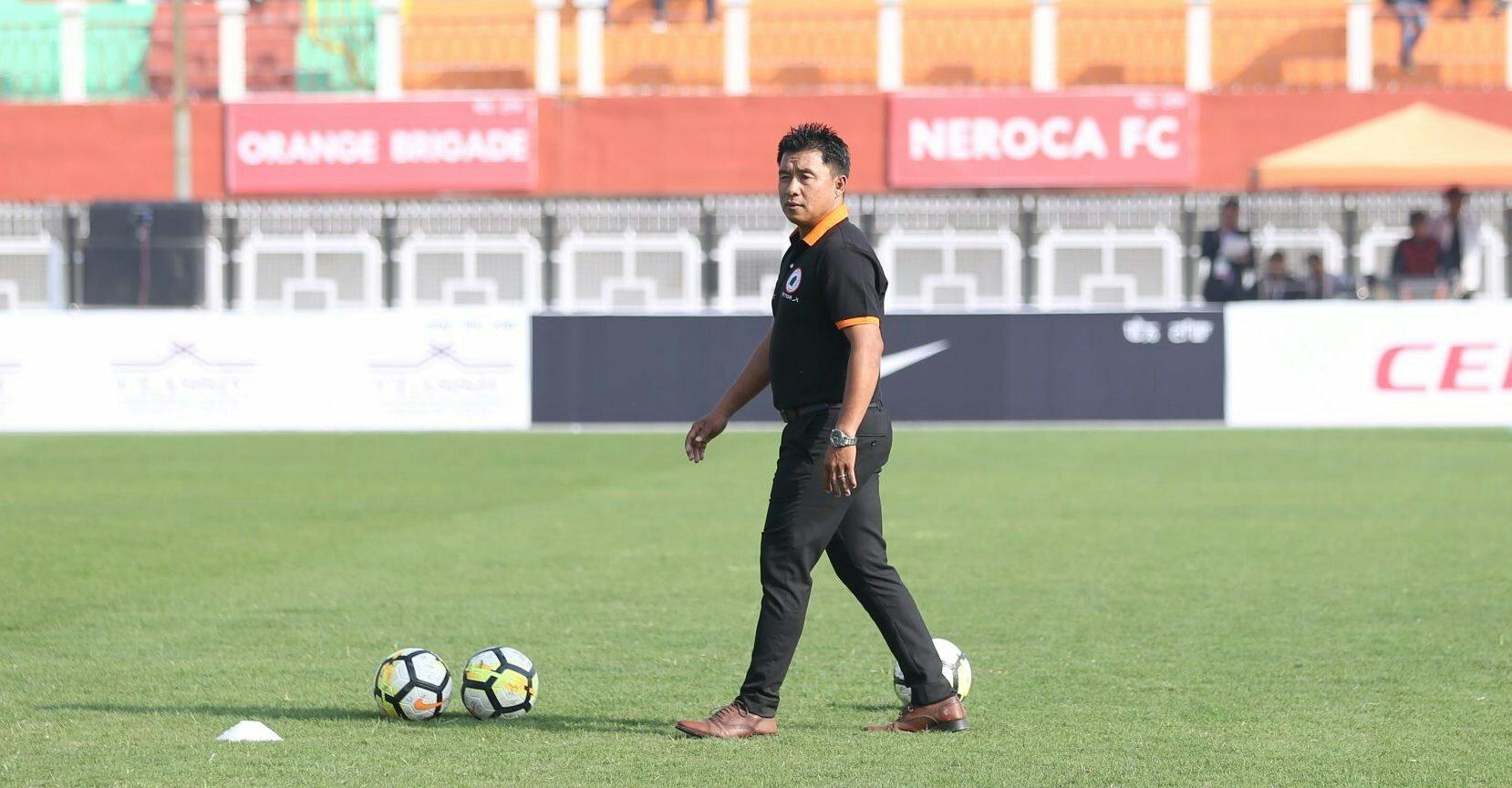 NEROCA set to appoint Gift Raikhan as head coach for upcoming I League season. img 2983 e1519968710877992301291