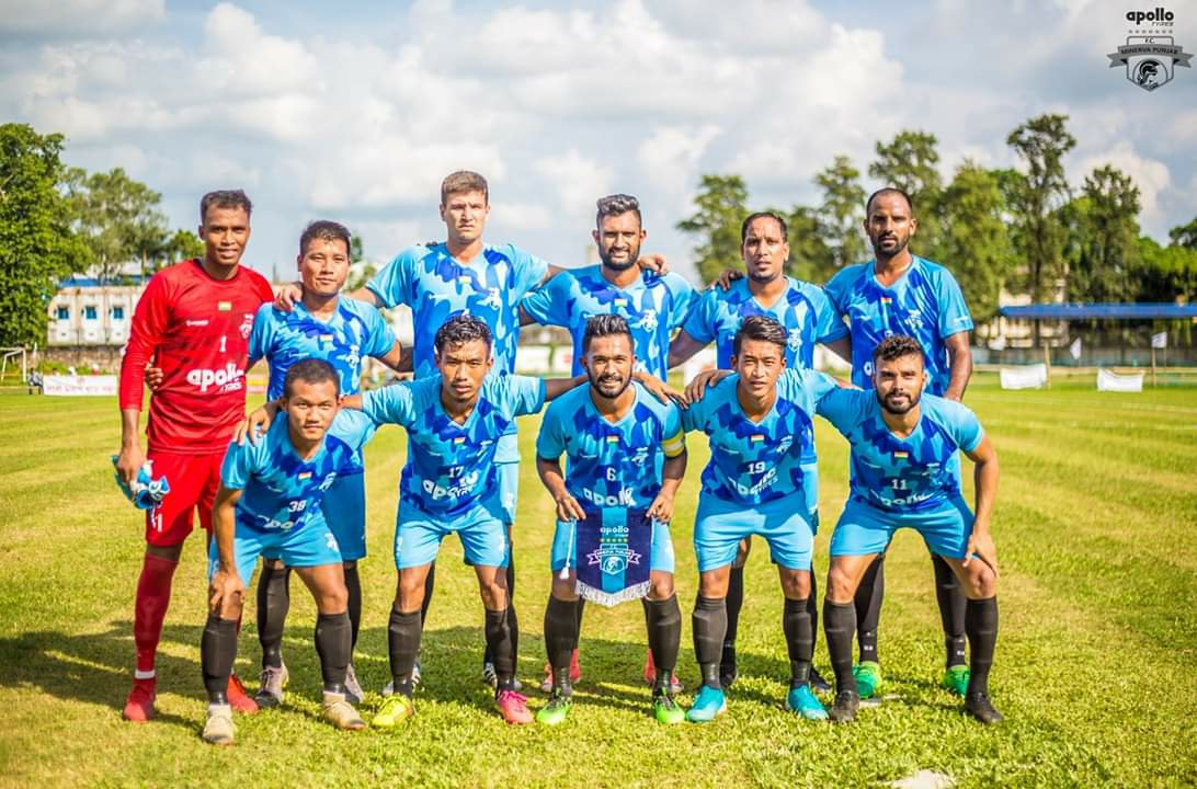 Here's How 'The Warriors - Minerva Punjab' are preparing for upcoming I League season fb img 15708249345851773169965870393984