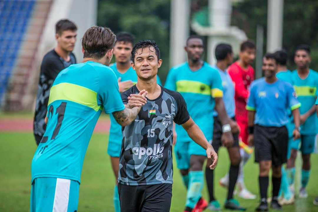 Here's How 'The Warriors - Minerva Punjab' are preparing for upcoming I League season fb img 15708250331087921235103609715483