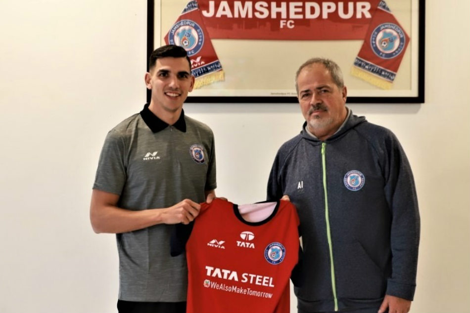 Jamshedpur FC complete the signing of Spanish forward jfc 1578317991 1