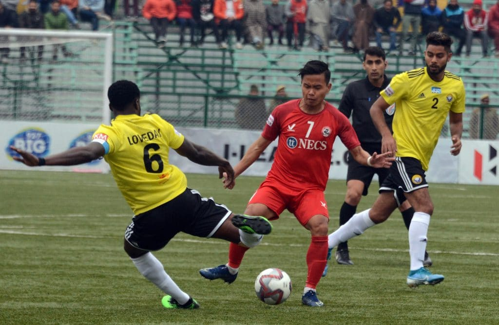 Exclusive | Kerala Blasters and North East United in talks with Rochharzela of Aizawl FC DSC 1421 1024x668 1