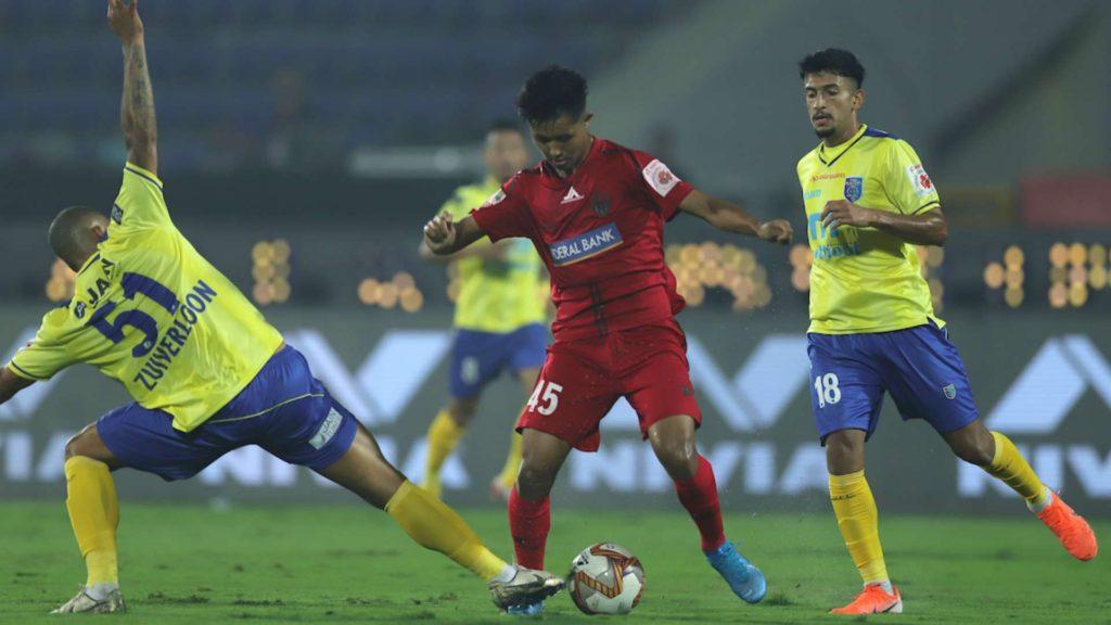 ISL 2020-21 | Top 5 Emerging Players lalengmawia