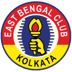 What's has been going wrong for Kolkata Giants, EAST BENGAL, lately? 240px Official East Bengal FC Logo