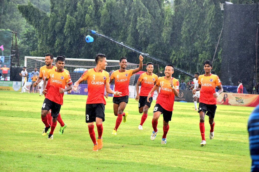 What's has been going wrong for Kolkata Giants, EAST BENGAL, lately? Academy