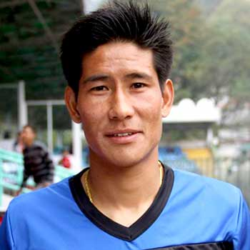 Ten Potential Stars Who Disappeared From Indian Football Scenario Nadong Bhutia sq