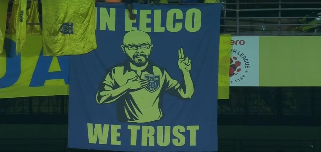 What led to the failure of Eelco Schattorie at Kerala Blasters? SAVE 20200405 142430