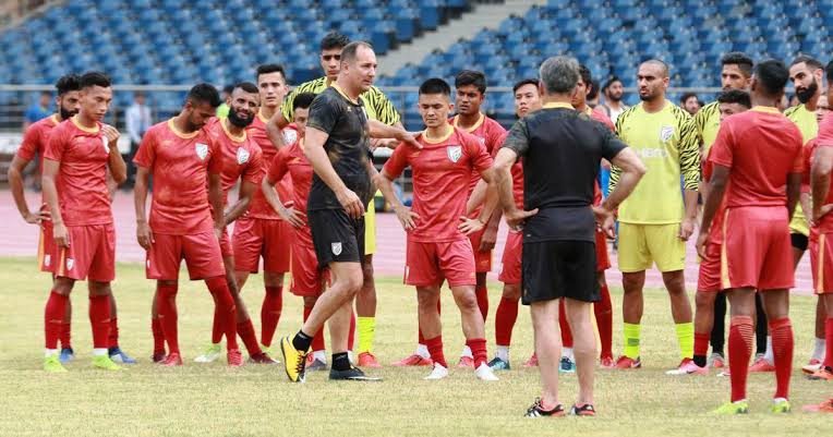 Igor Stimac finally opens up on Indian National Team's tactics images 65