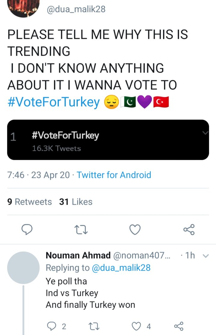 Indian football: When a poll between an Indian and a Turkish club ended up trending in a third country. img 20200423 1651464078601430131697938
