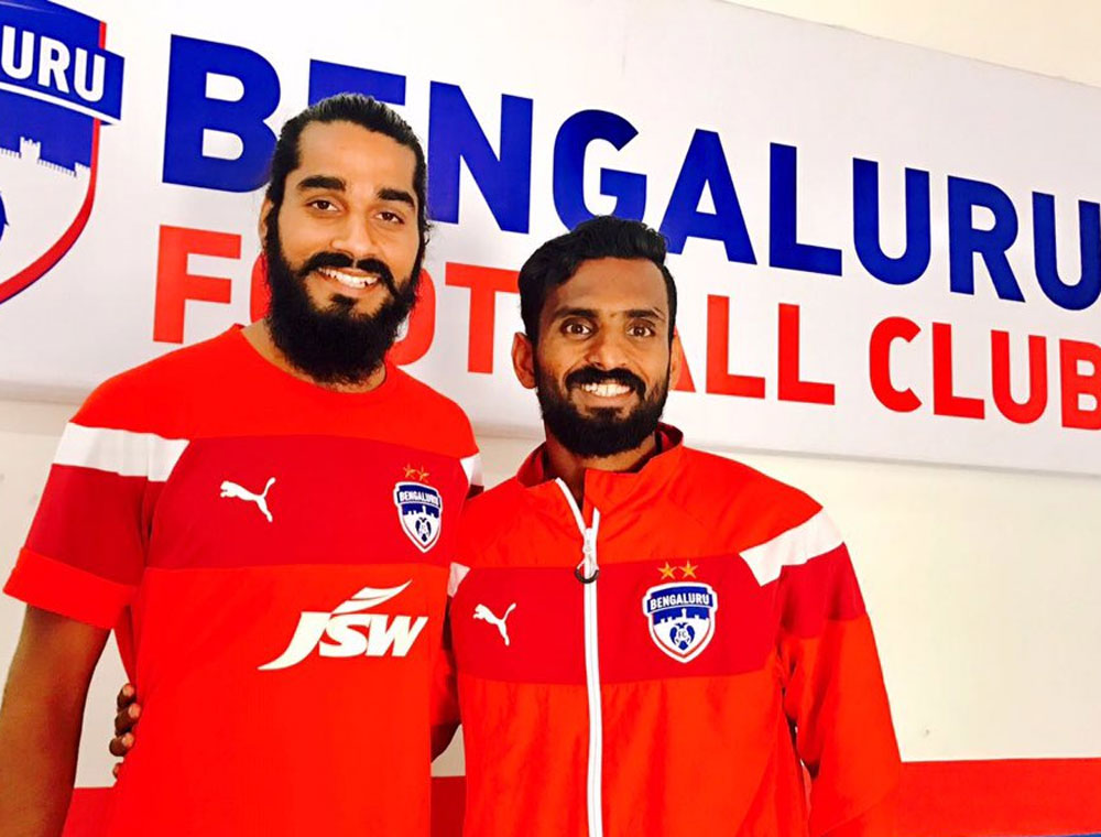 Sandesh Jhingan to BFC? Club Director Parth Jindal drops a hint 591106 2134721314 1484217507