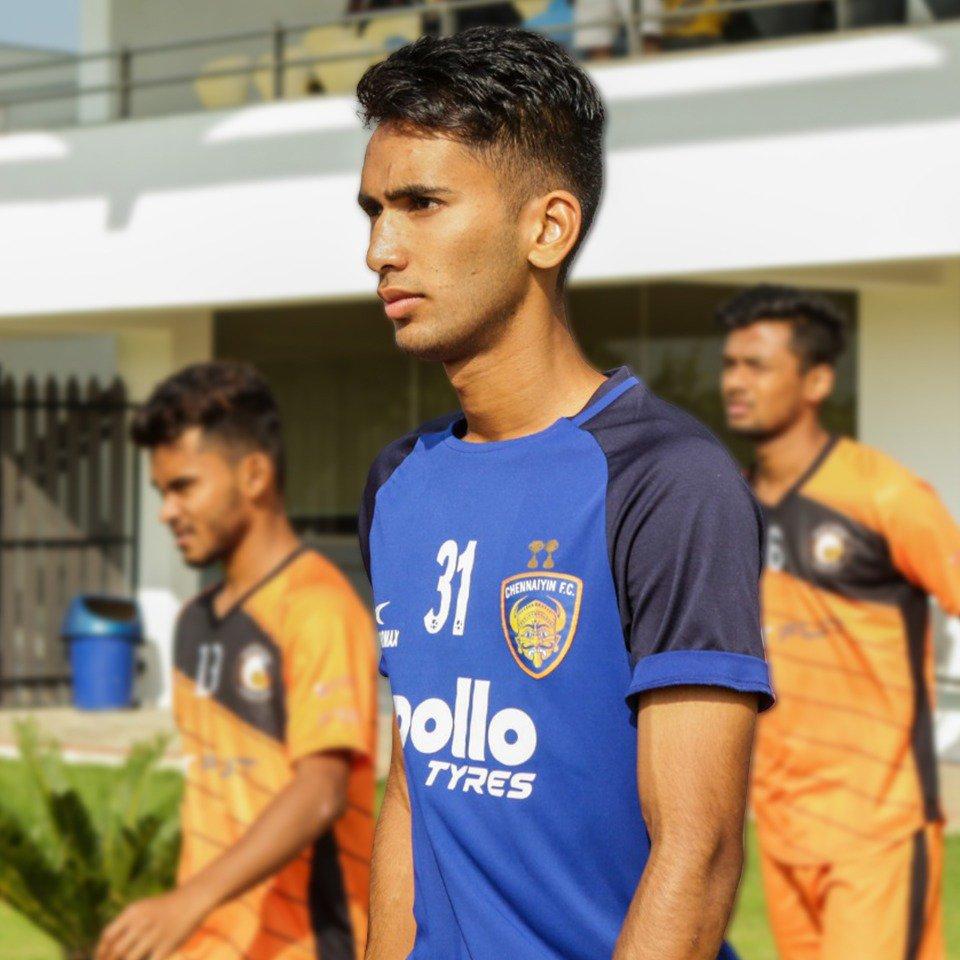 Ajin Tom in talks with Kerala Blasters and Mumbai City FC DyDwastV4AEPvbX