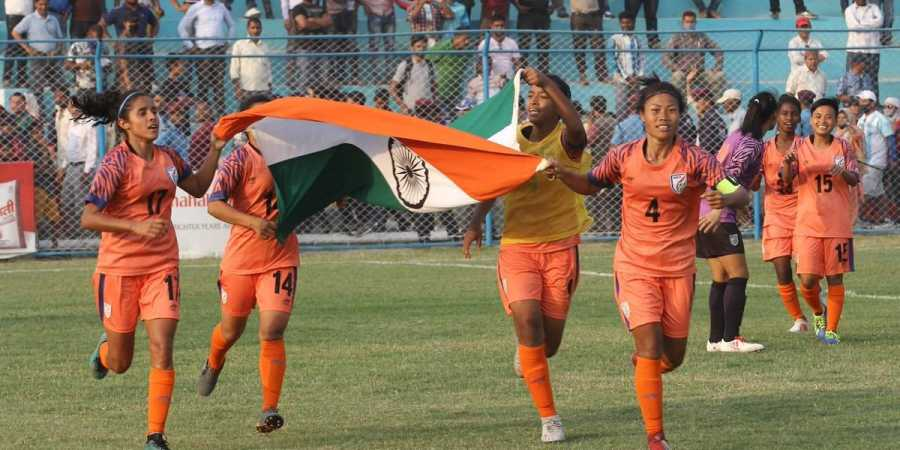 How the Indian women's football team is fighting for their fair share of attention Indian WOmen 1