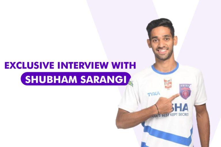 "Shubham Sarangi: ""I hope Yan Dhanda can play for the national team soon!"""