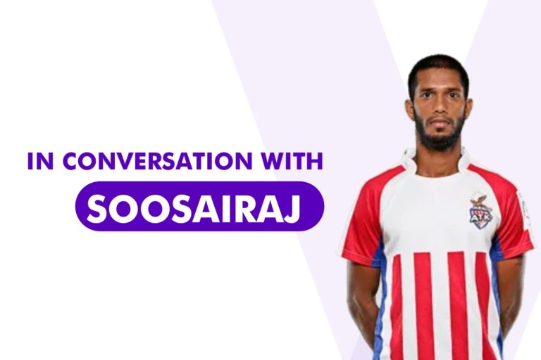 In Conversation with the brilliant winger: Soosairaj Michael