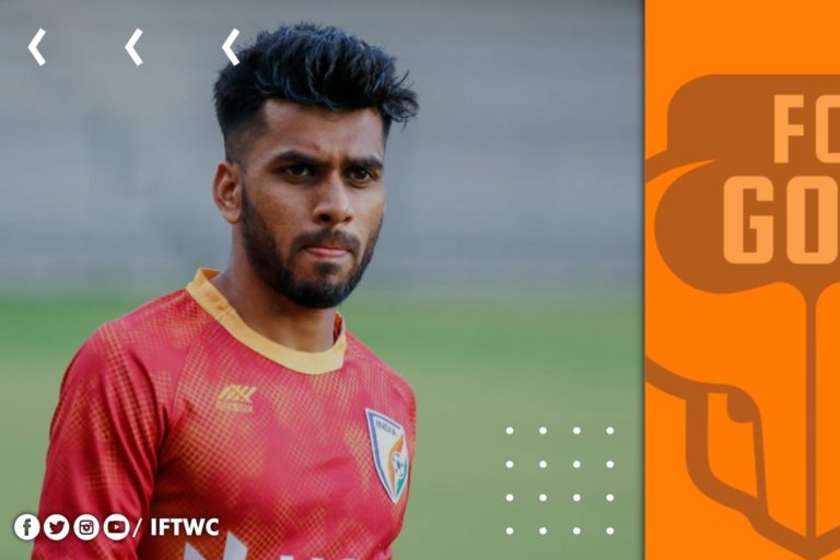 """Brandon Fernandes – """"If not Goa, then I would've played for Mumbai City FC"""""""