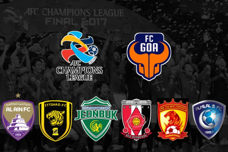 AFC Champions League Most Successful Teams : TOP 5