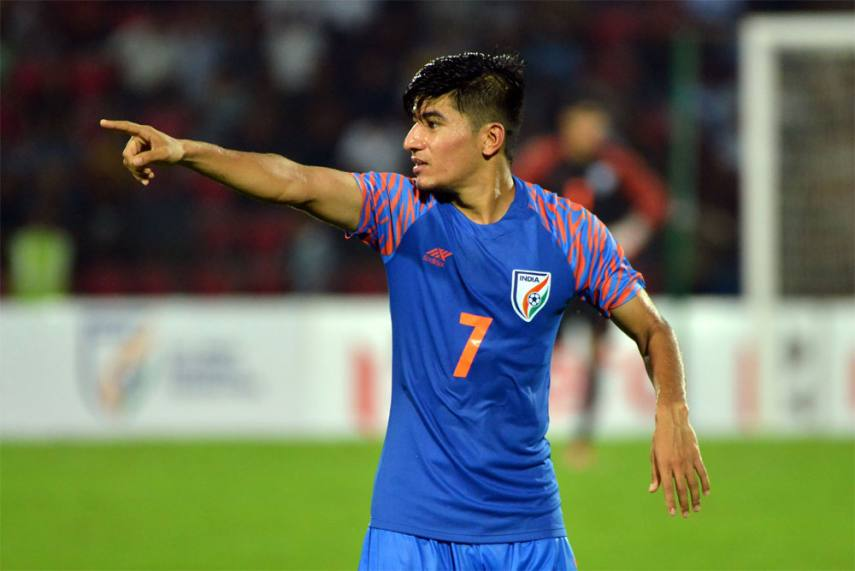 Where are the players of the Indian team of AFC U-16 Championship 2014, now? Anirudh Thapa IND 4 571 855