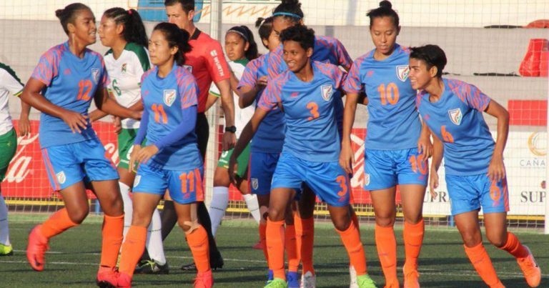 Indian women's team inch closer to World Cup qualification as India set to host Asian Cup 2022