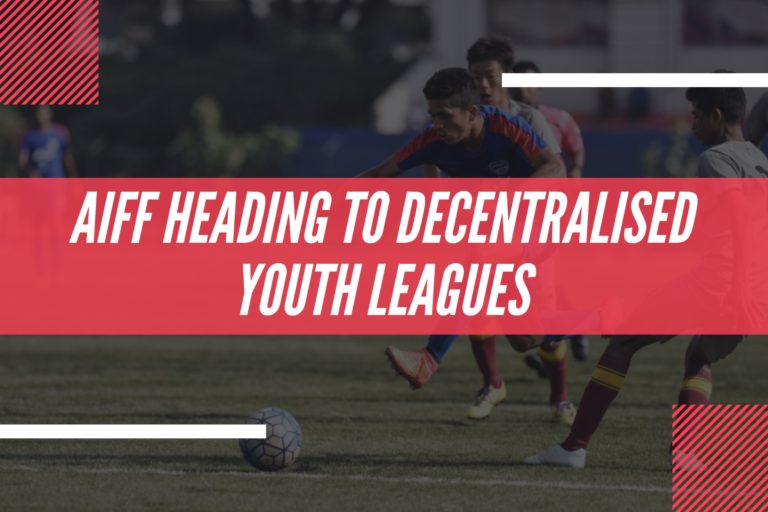 AIFF Heading To Decentralised Youth Leagues