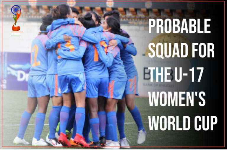 AIFF announces the probable squad for the U-17 Women's World Cup