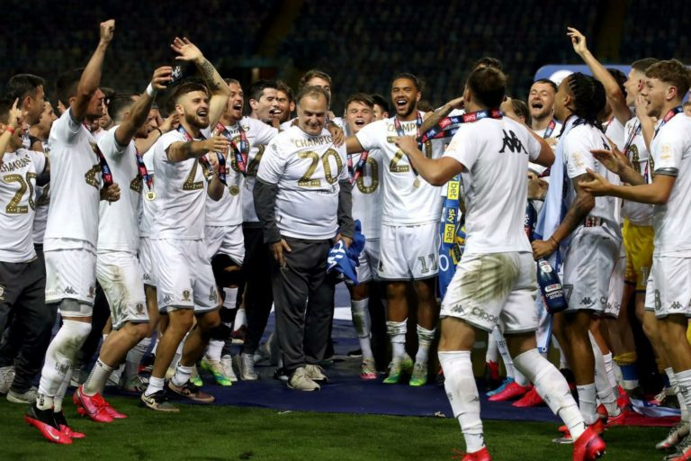 Leeds United's last Premier League team's players and coach who also featured in the ISL