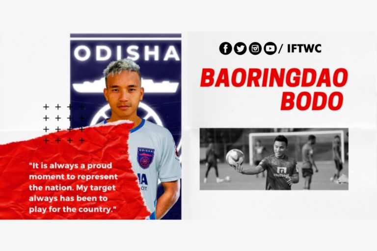 Up Close with Odisha FC's New Signing: Indian Neymar aka Baoringdao Bodo