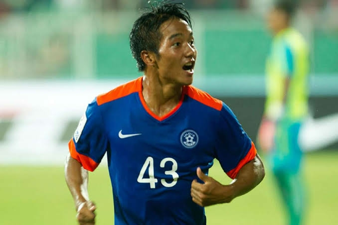 Representing the Country is the best thing a Footballer can do: Chhangte SAVE 20200729 195011