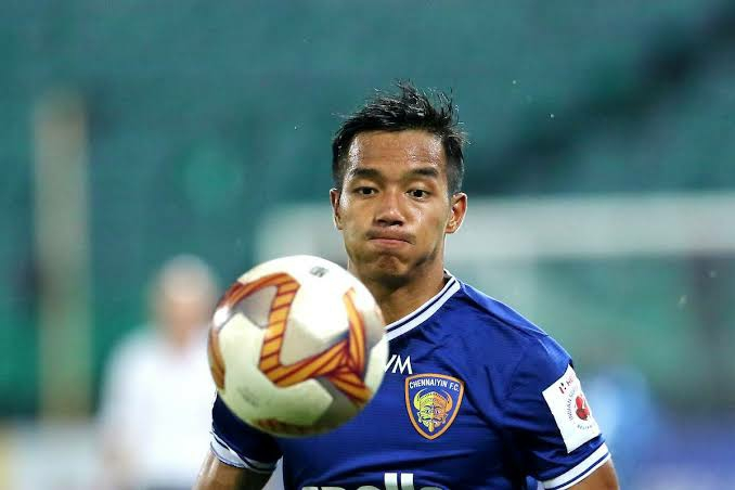 Representing the Country is the best thing a Footballer can do: Chhangte SAVE 20200729 195048