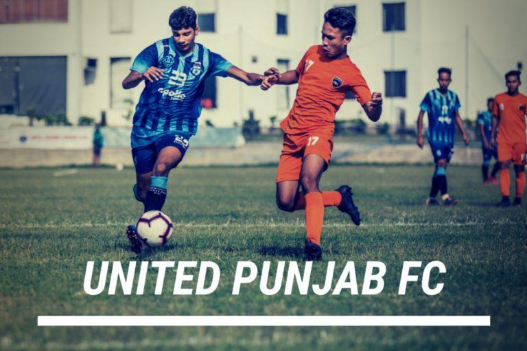 United Punjab FC – A Bridge Between Education And Football