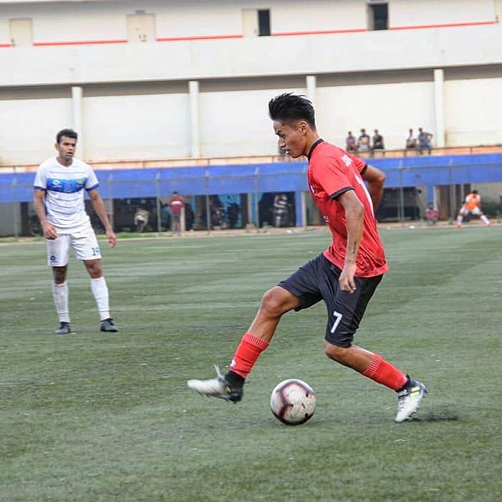 TRAU FC U19 India Star