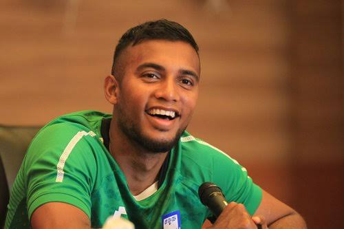Jamal Bhuyan- If I play Indian Super league, it will be huge for Bangladeshi Football images 13