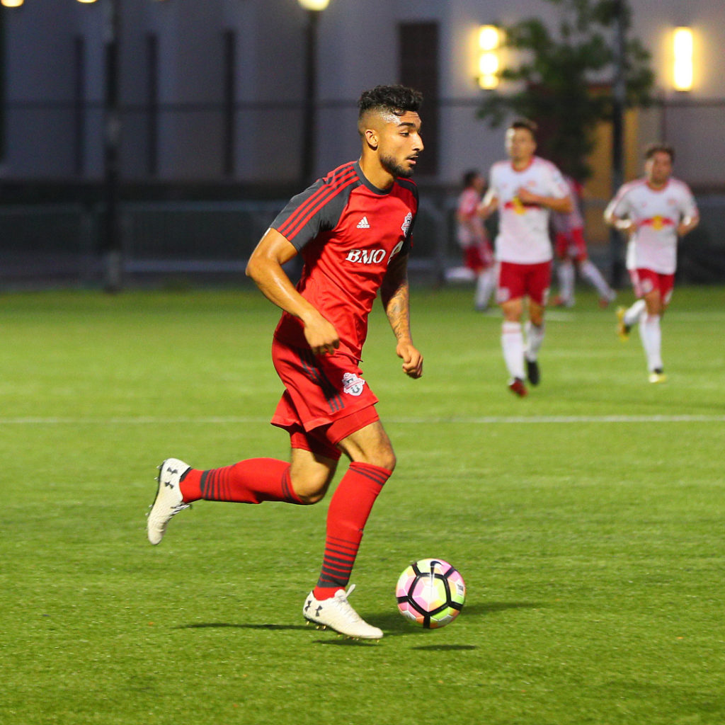 "Shaan Hundal - ""I would Definitely Consider To Play For India, If Offered Under Better Circumstances!"" torontofcii 20200718 235913 4"