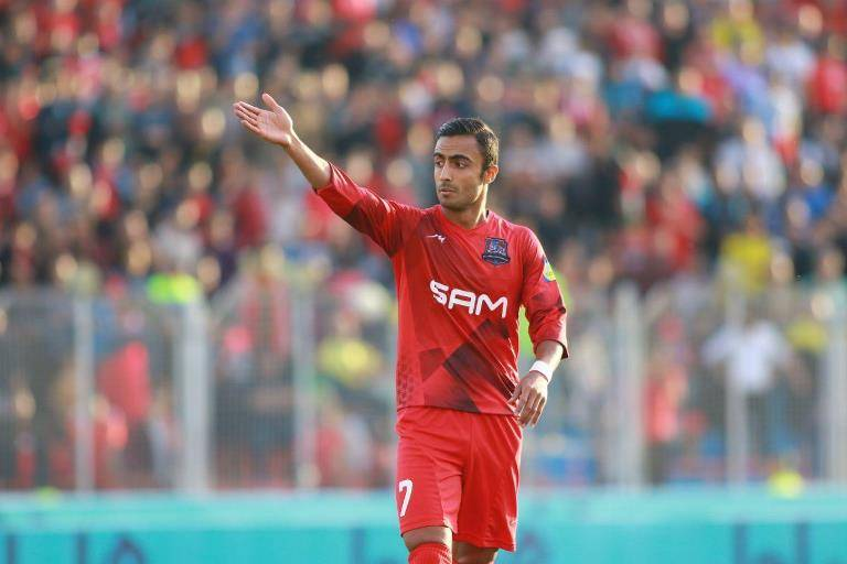 Omid Singh considering options abroad after snub from Indian clubs 01359095