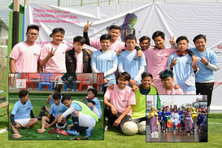 Meet the History Creators: India's First full-fledged Transgender Football Team