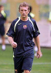 Ronald Koeman wants Albert Roca at FC Barcelona as per reports 220px Albert Roca FC Barcelona 00 1