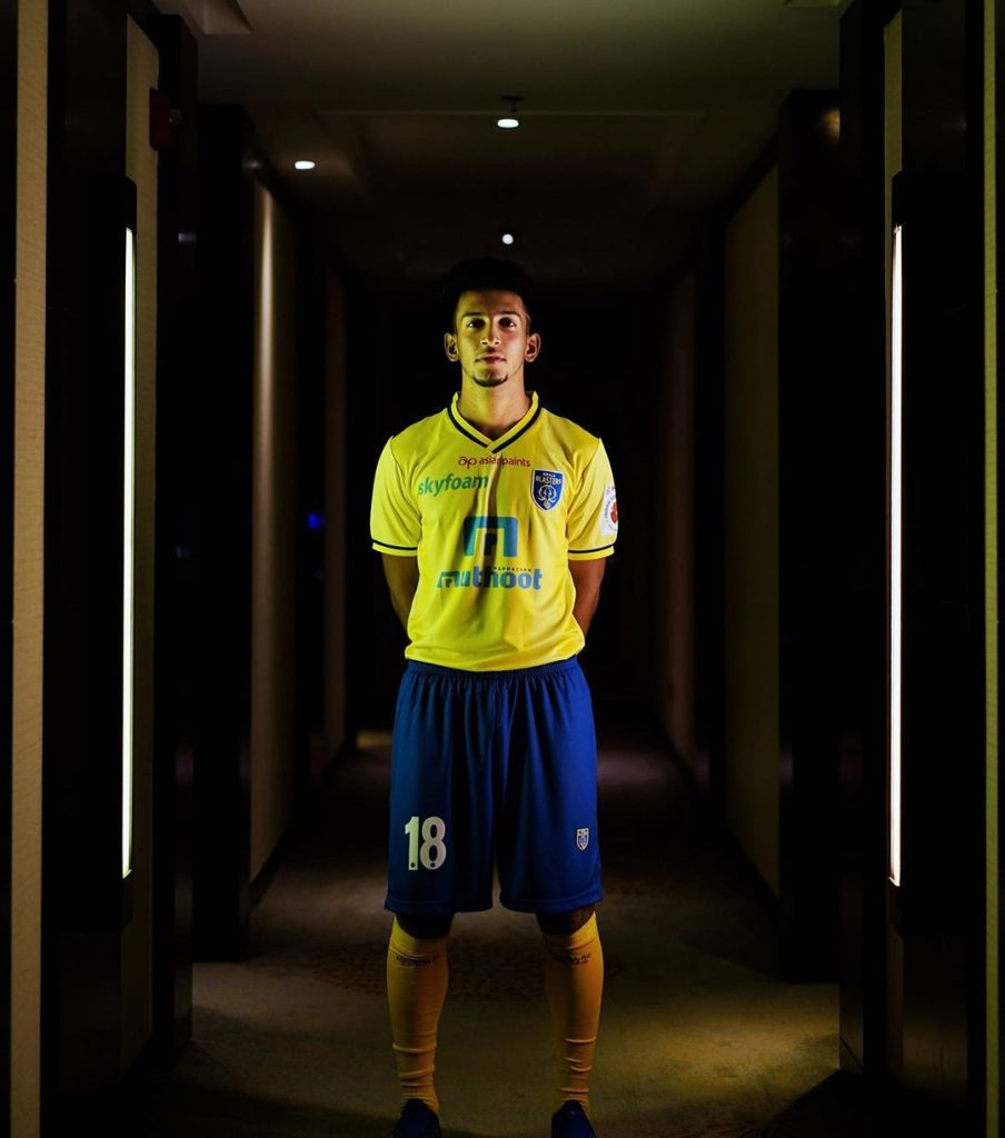 Sahal signs contract extension with Kerala Blasters - Official 70198928 776634979444714 4373871737283585000 n