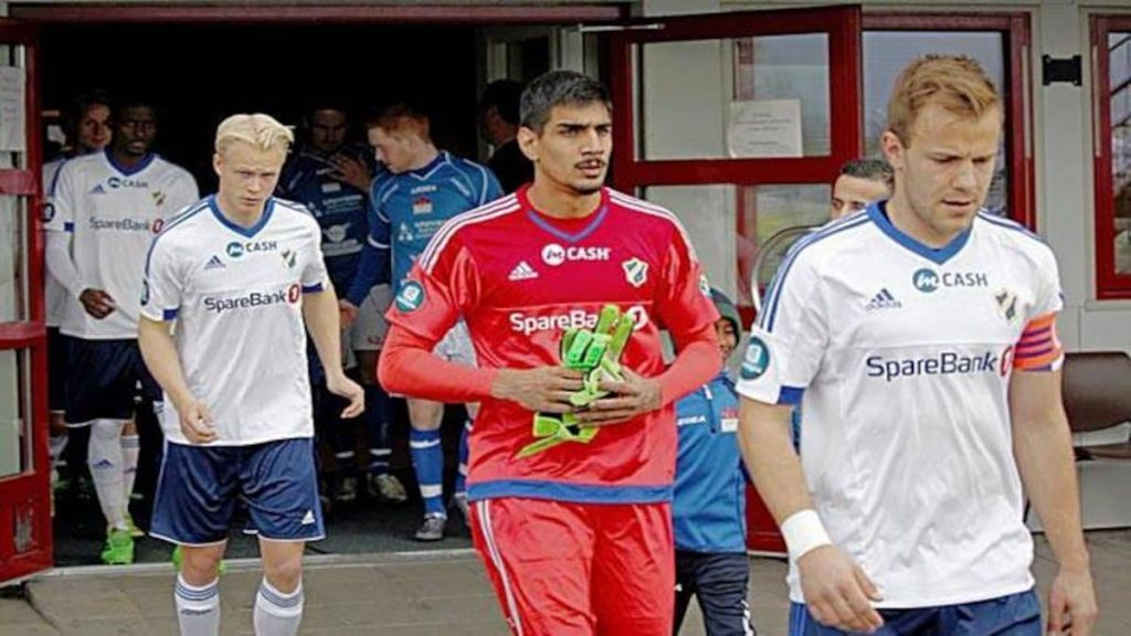 """""""I wanted to go and taste European football""""- Gurpreet Singh Sandhu On his Wigan Athletic Stint gss"""