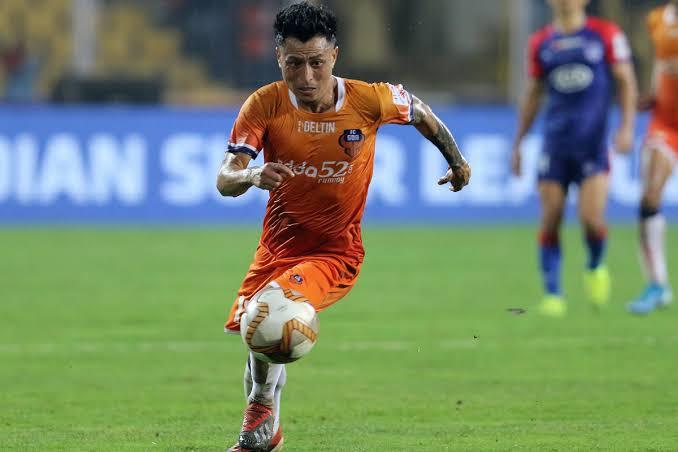 Jackichand Singh Jamshedpur FC