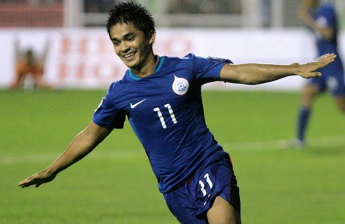 Sunil Chhetri- The Man you know, the Journey you don't images 98