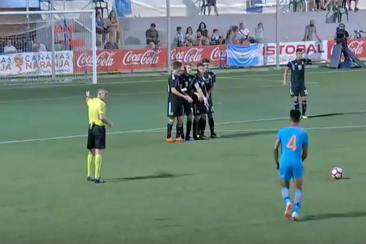 Where are Indian players who defeated Argentina U-20, Now? india u 20 vs Argentina youtube 750