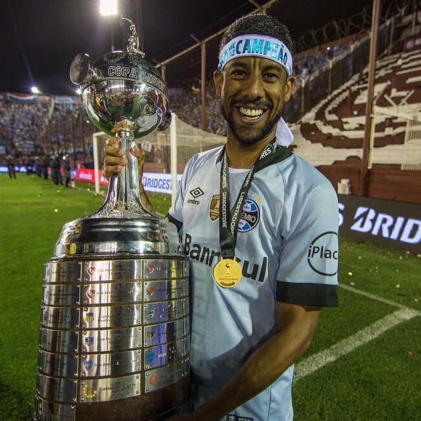 Leo Moura ISL to Club World Cup Final