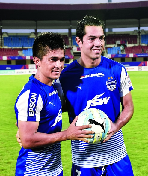 Who are Bengaluru FC's Top Goalscorers in every ISL season? 18spobfc