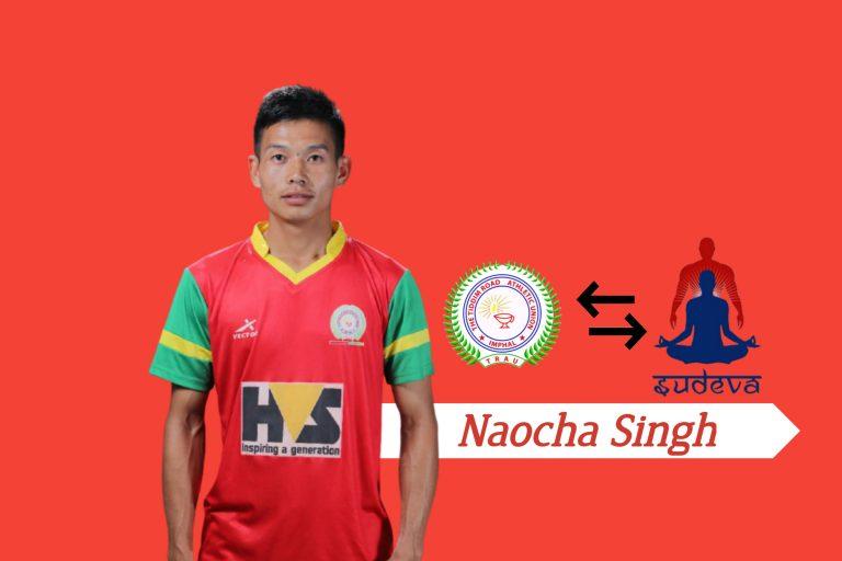 I-League- Young winger Ngangbam Naocha Singh joins Sudeva FC from TRAU