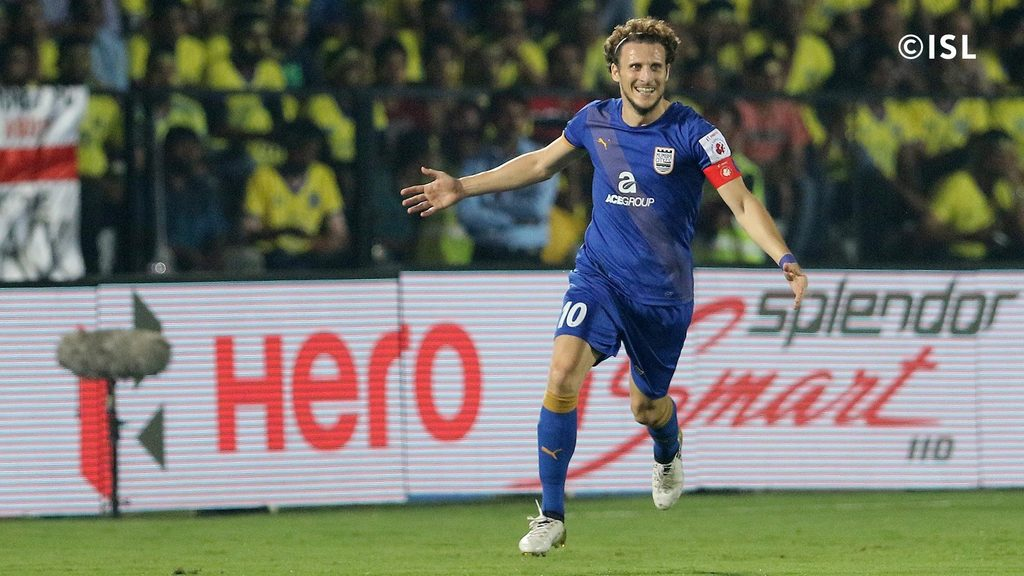 Looking back at Mumbai City FC's top goalscorer each season